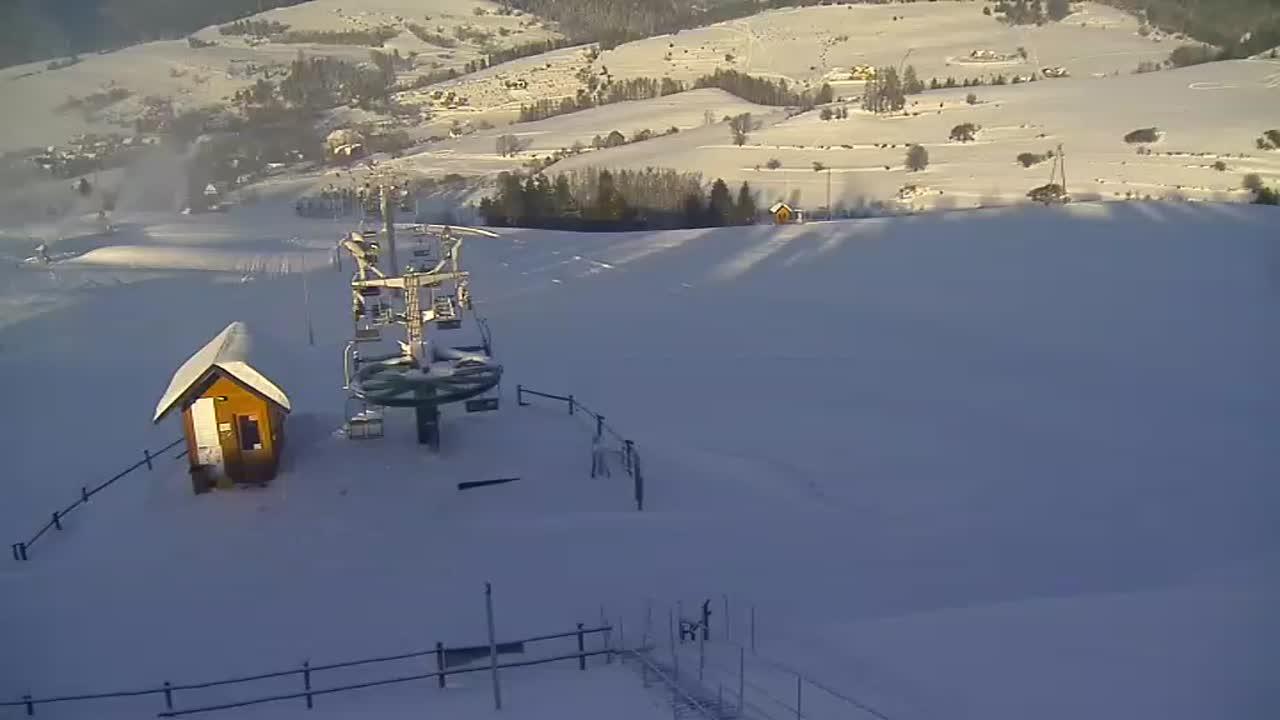 Stacja narciarska Jaworki-Homole