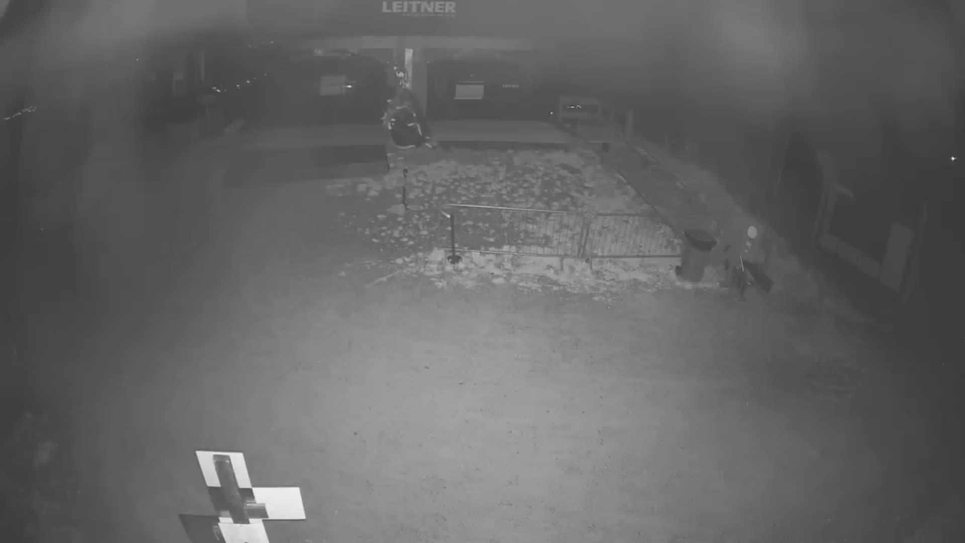 Webcam Ski Resort Czarna Gora cam 8 - Snieznik Mountains