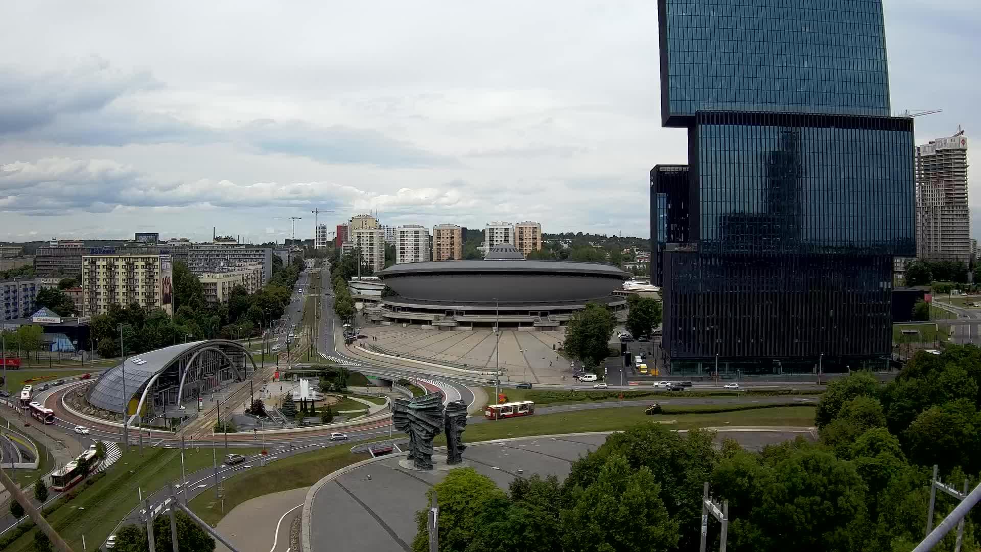 Kamera na Katowice