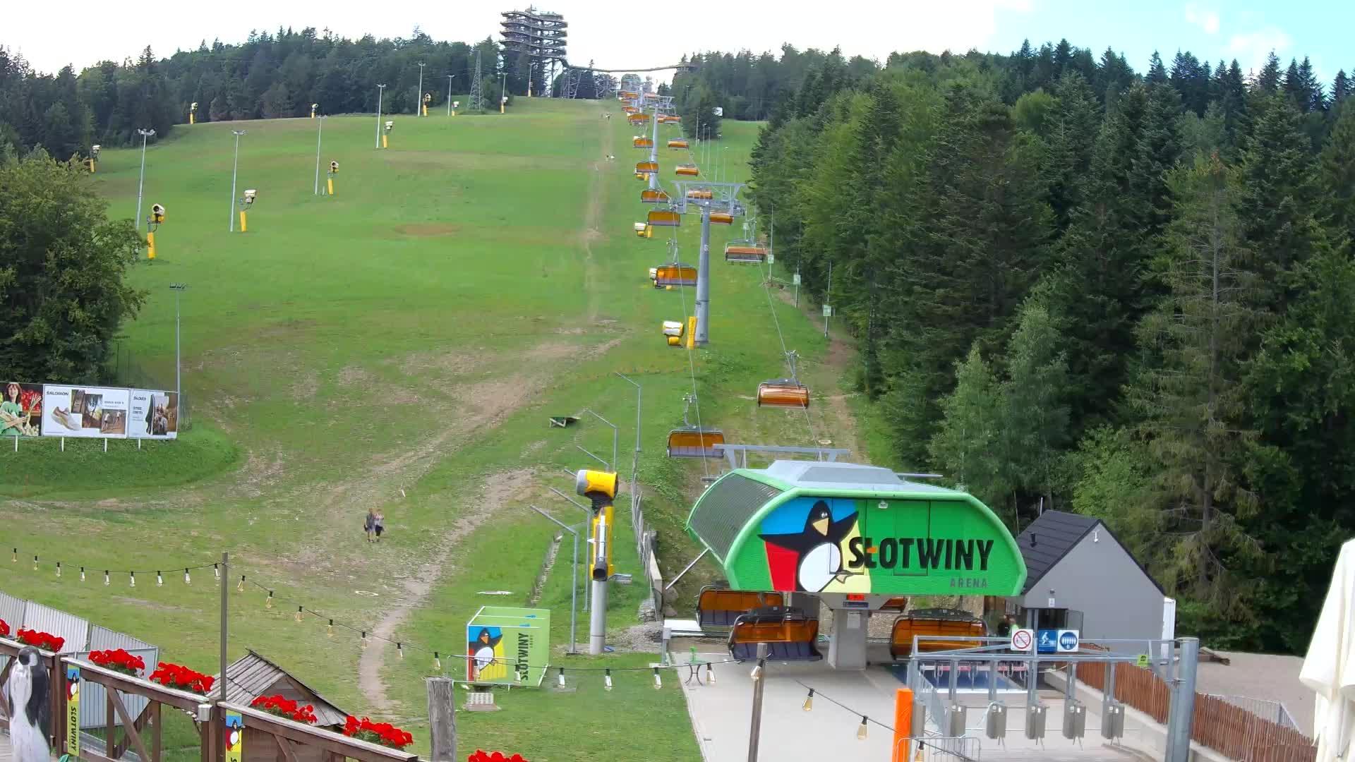Stok narciarski Azoty
