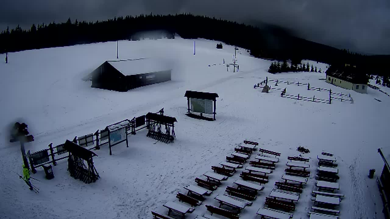 Webcam Ski Resort Szklarska Poreba Langlaufgebiet - Giant Mountains