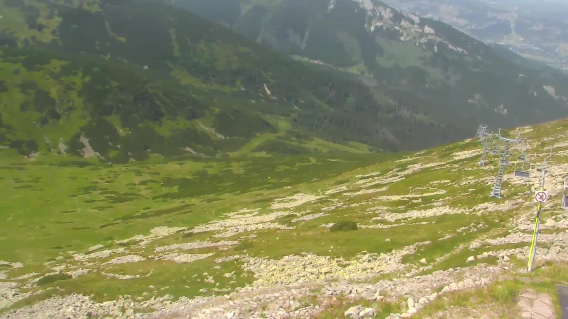 Webcam Skigebied Zakopane Kasprowy Wierch - Hoge Tatra