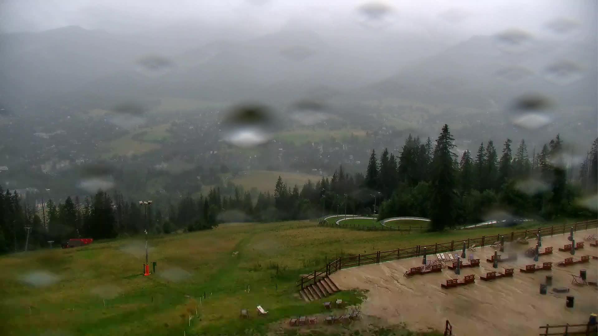 Webcam Ski Resort Zakopane Gubalowka - High Tatras