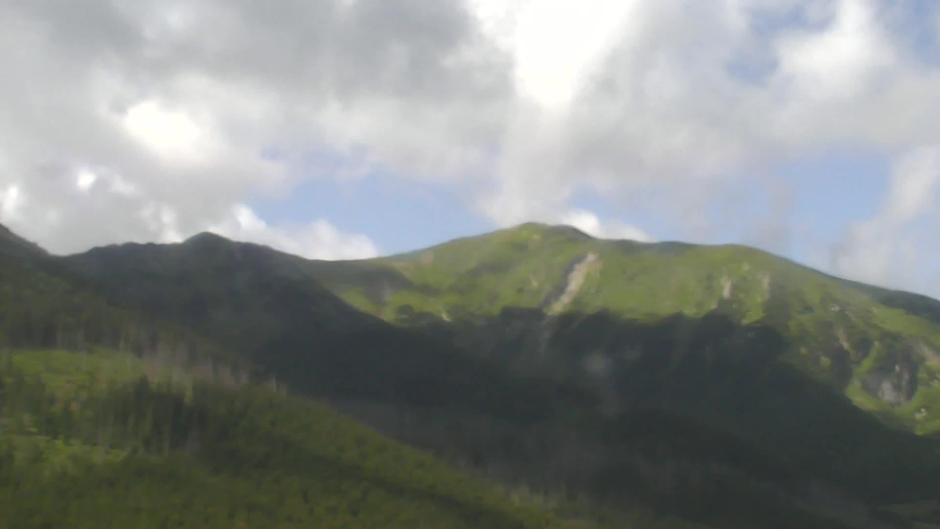 Webcam Skigebiet Zakopane Panorama - Hohe Tatra