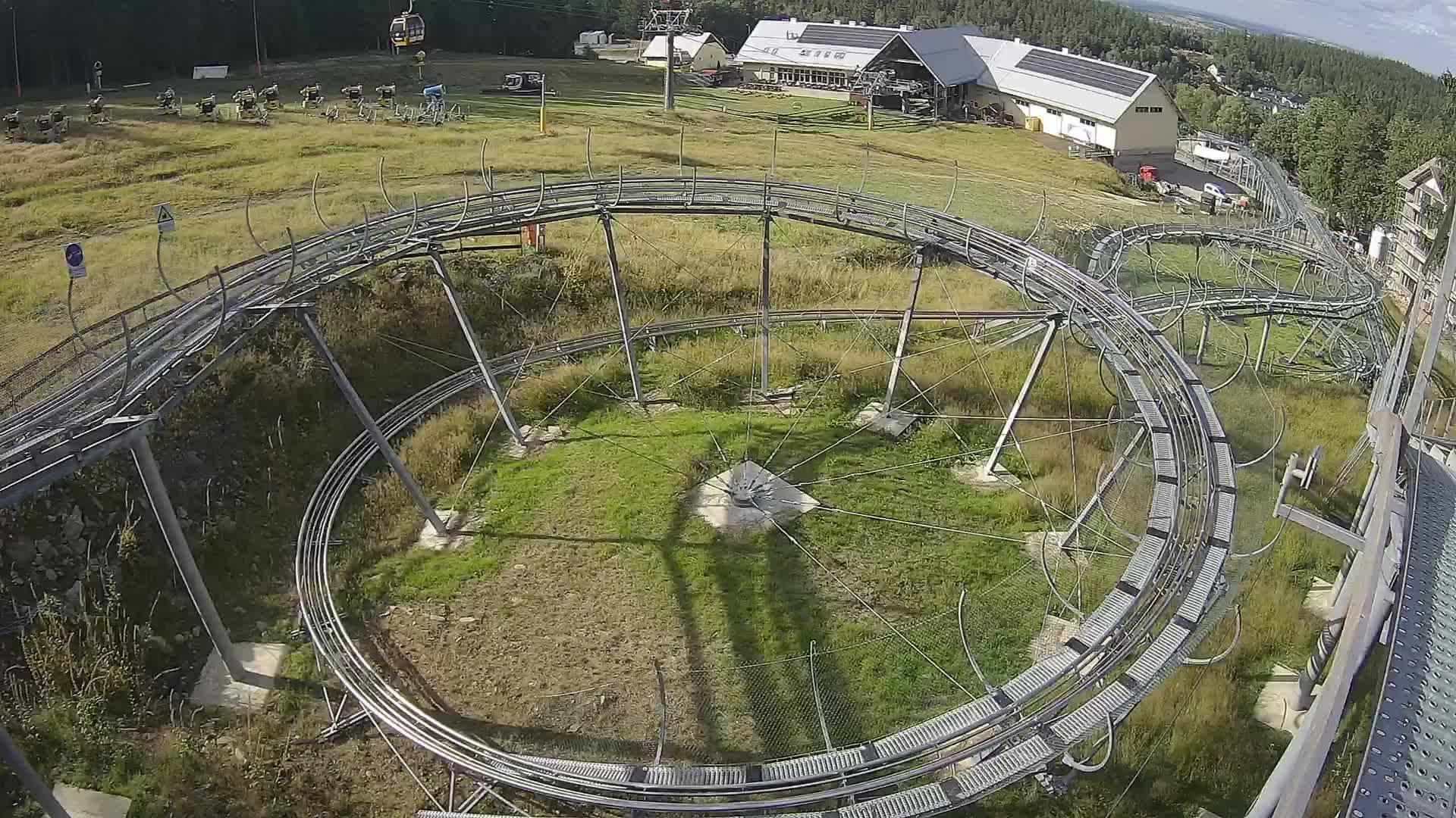 Webcam Skigebiet Swieradow Zdroj cam 3 - Isergebirge