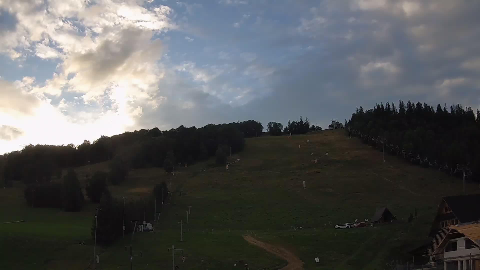 Webcam Skigebied Zakopane Harenda - Hoge Tatra