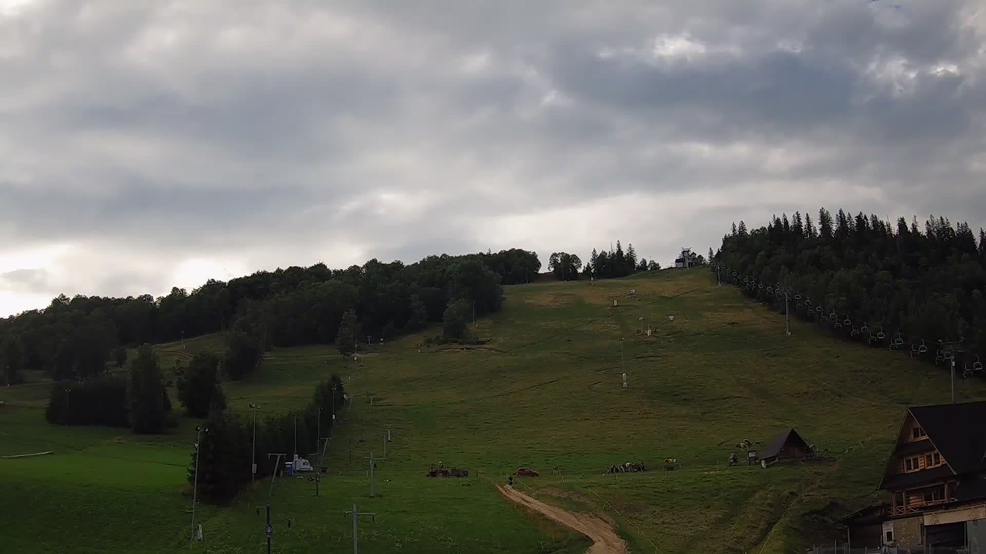 Webcam Ski Resort Zakopane Harenda - High Tatras