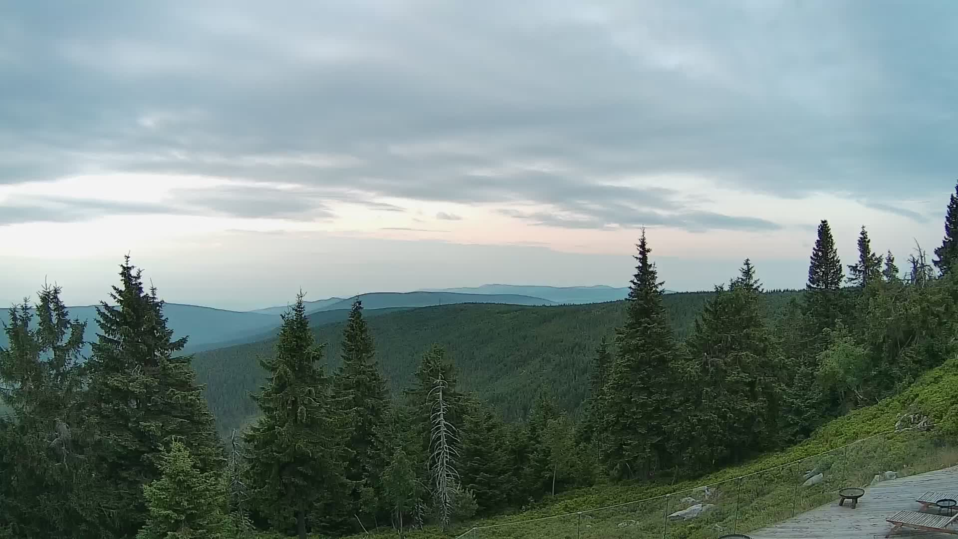Webcam Skigebiet Swieradow Zdroj cam 4 - Isergebirge