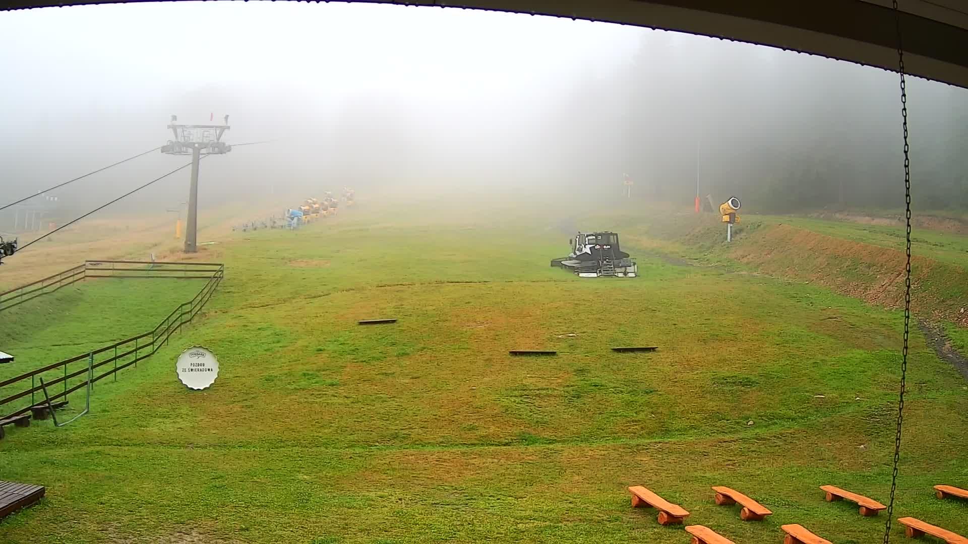 Webcam Ski Resort Swieradow Zdroj cam 4 - Jizera Mountains