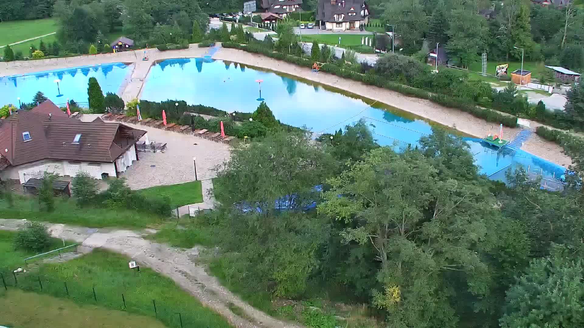 Webcam Ski Resort Zakopane Szymoszkowa - High Tatras