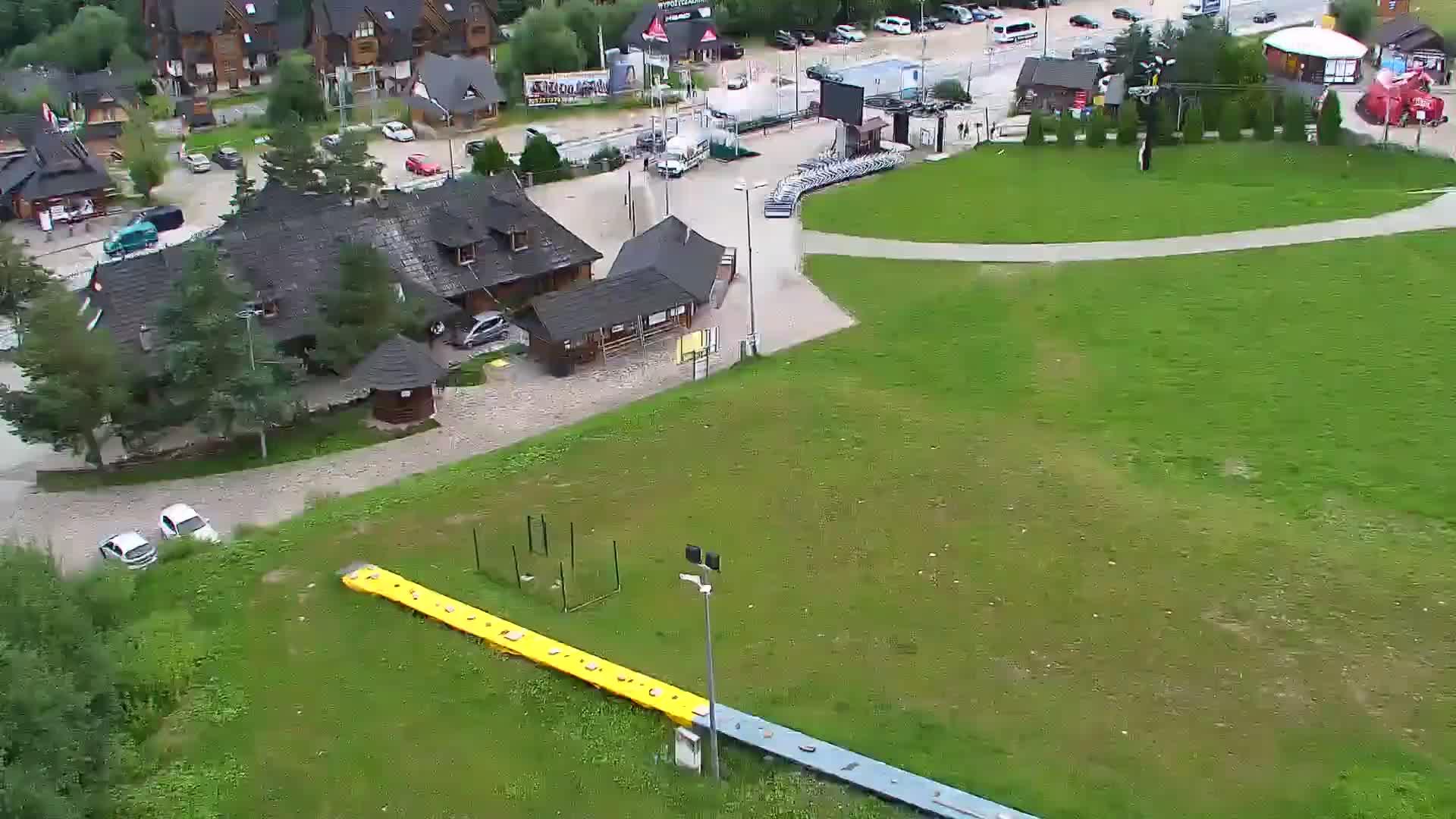 Webcam Skigebiet Zakopane Szymoszkowa - Hohe Tatra