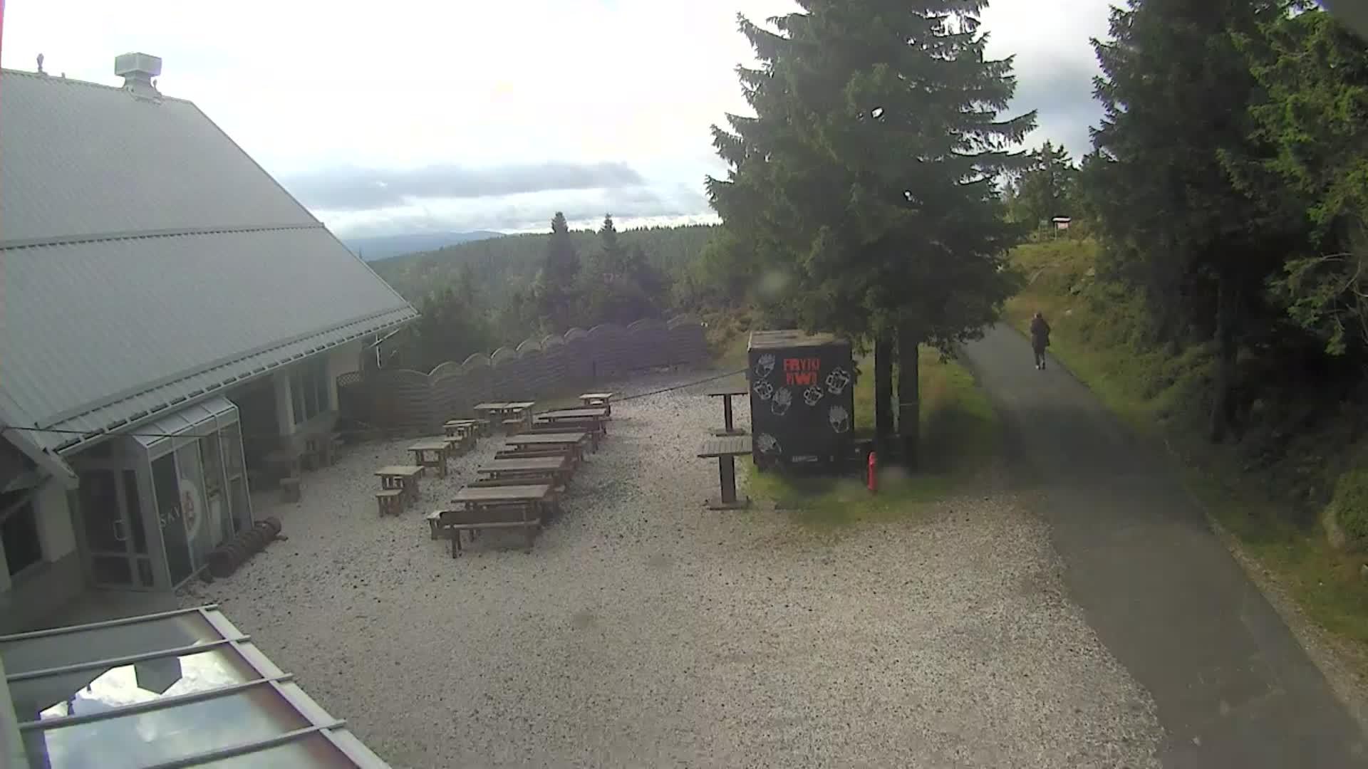 Webcam Ski Resort Swieradow Zdroj cam 5 - Jizera Mountains