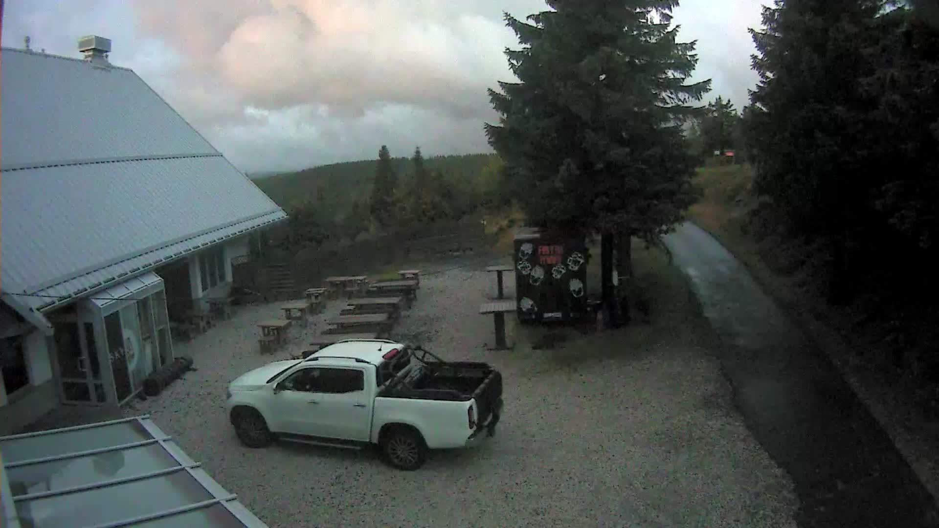 Webcam Skigebiet Swieradow Zdroj cam 5 - Isergebirge