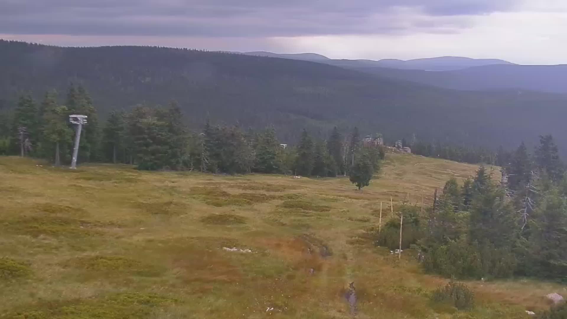 Stok narciarski na Szrenicy