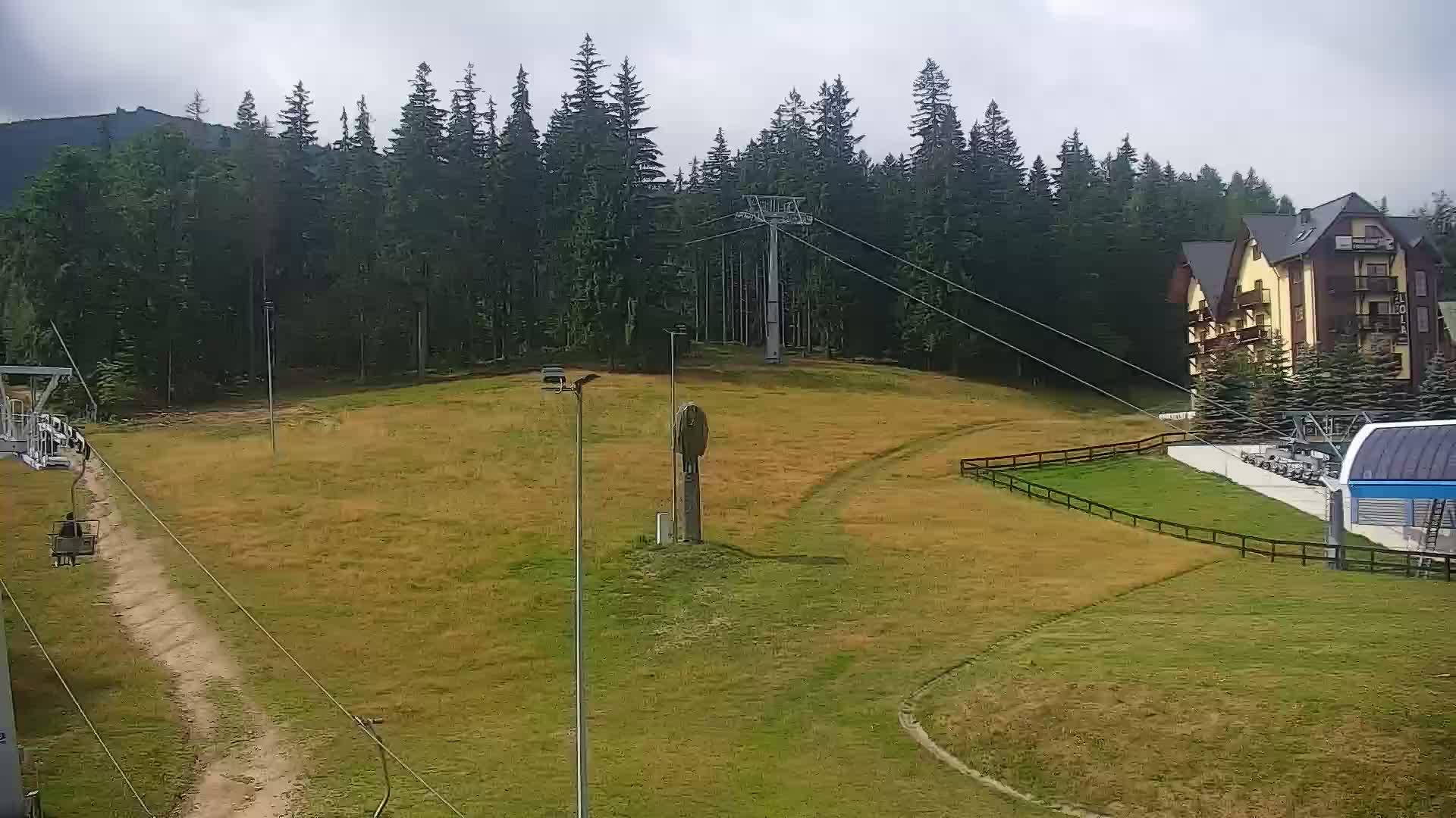 Webcam Ski Resort Szklarska Poreba cam 2 - Giant Mountains