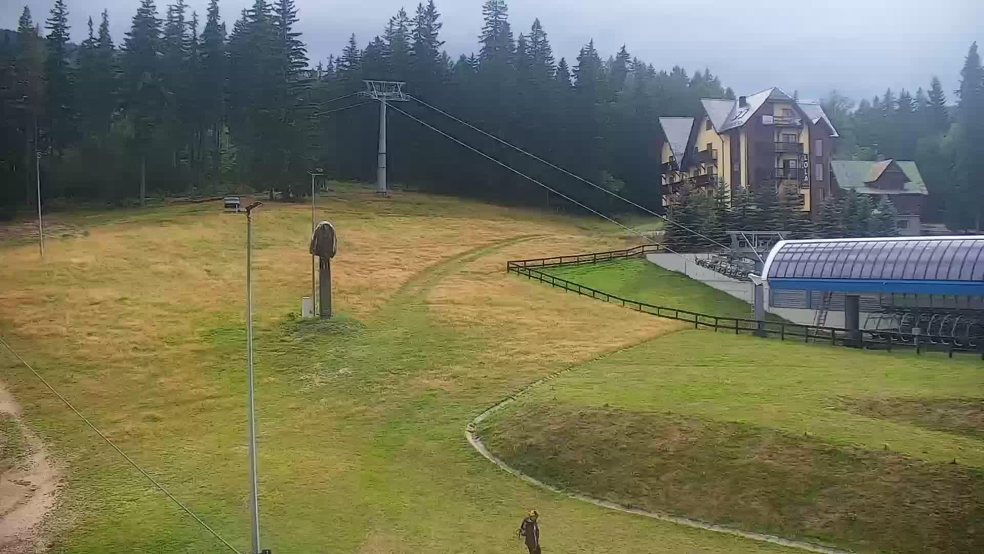 Webcam Ski Resort Szklarska Poreba cam 3 - Giant Mountains