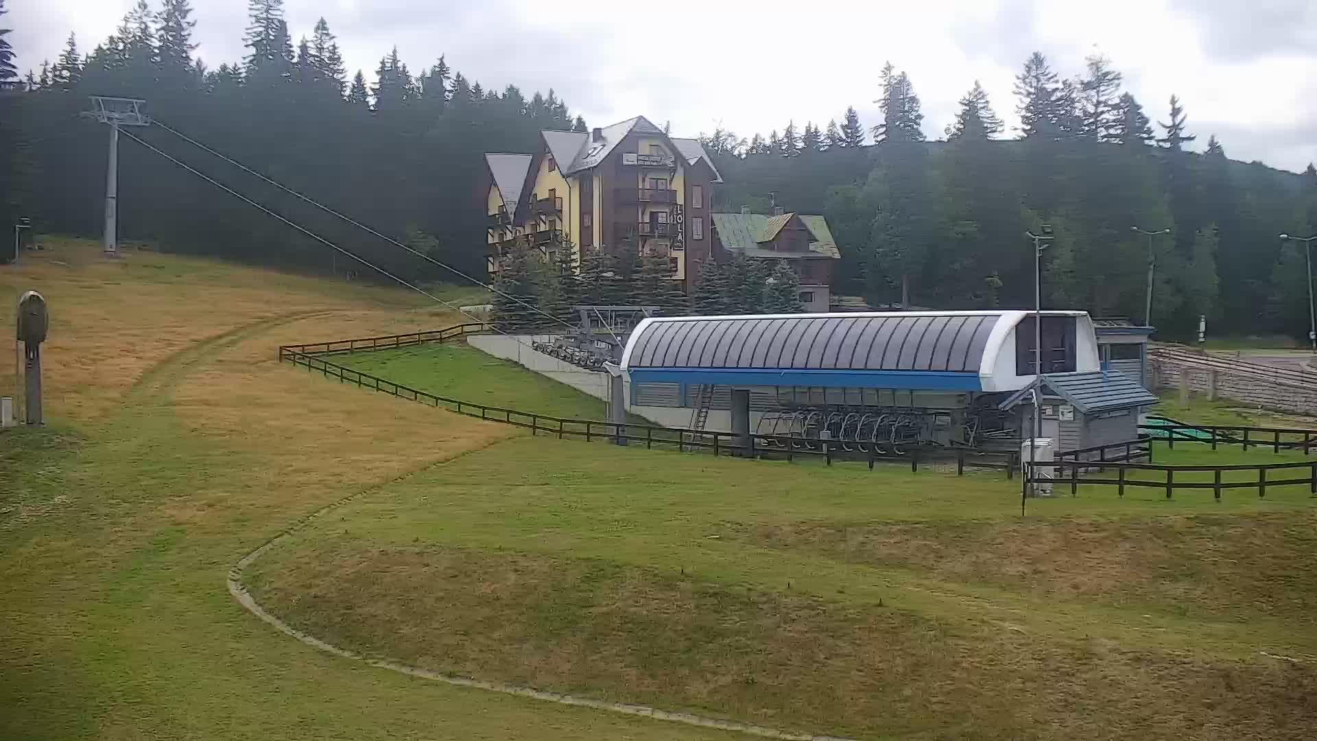 Webcam Skigebiet Szklarska Poreba cam 3 - Riesengebirge