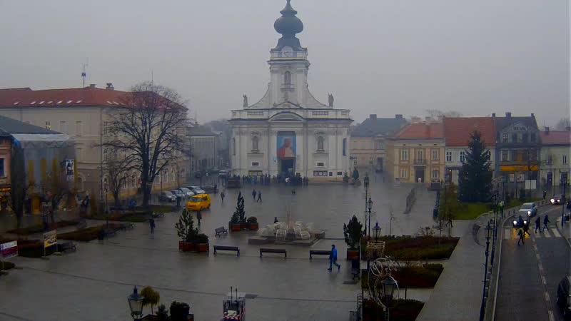 Wadowice - Place Jean-Paul II