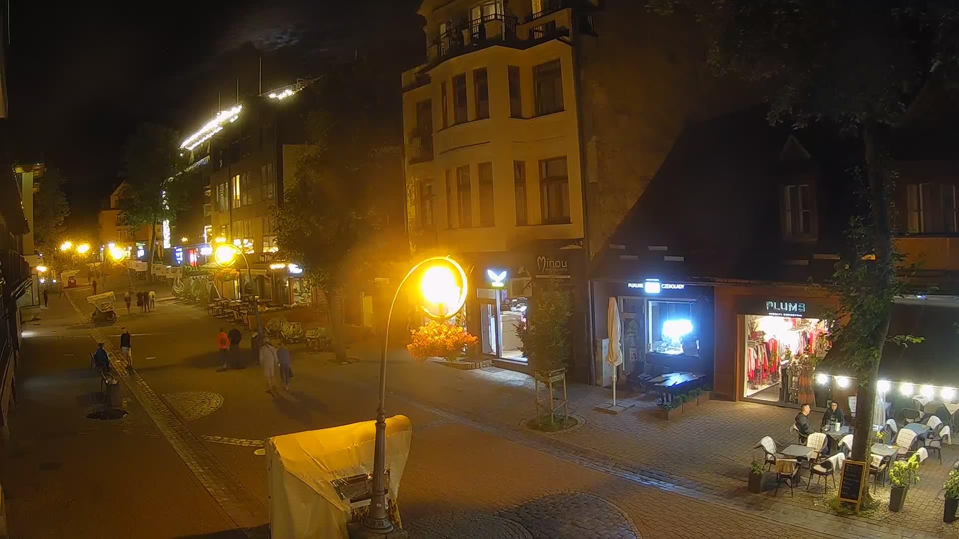 Webcam Skigebiet Zakopane Ort - Hohe Tatra