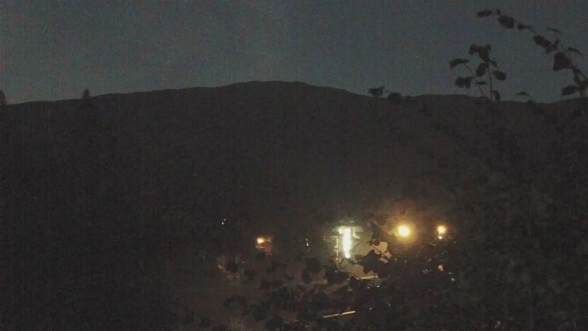Babia Góra - widok z Zawoi Składy