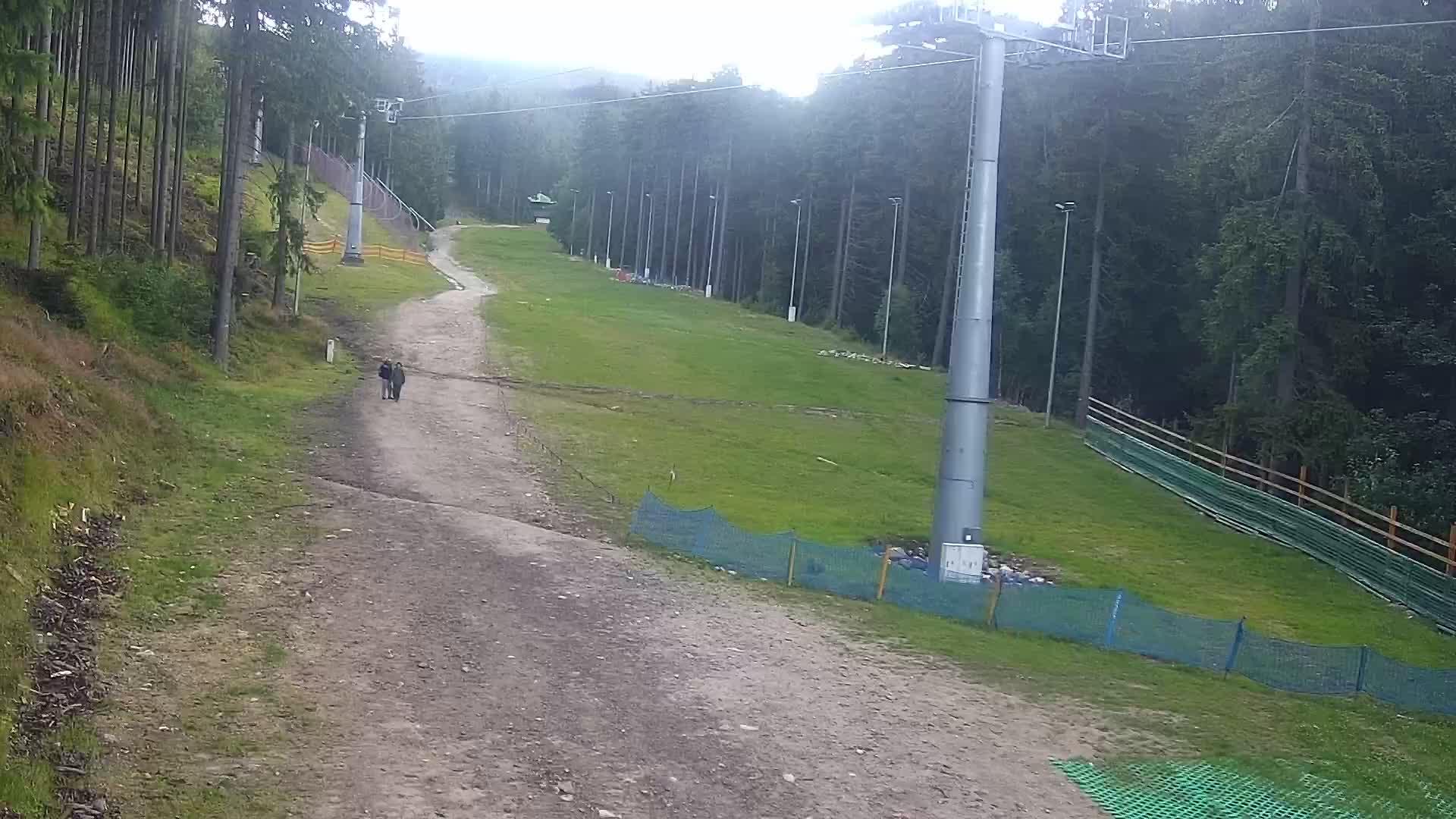 Webcam Skigebiet Karpacz Bialy Jar Tal - Riesengebirge