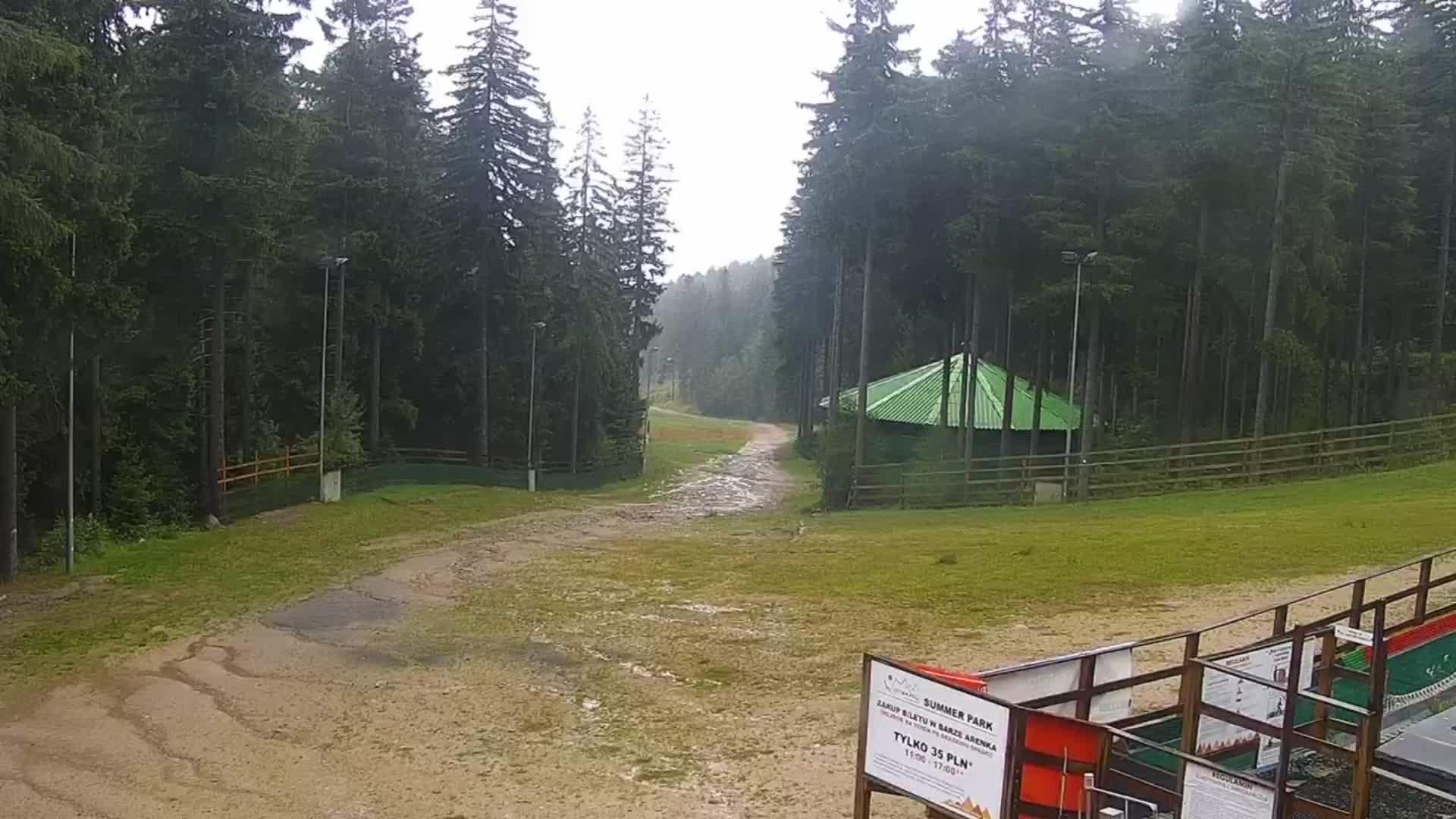 Webcam Skigebiet Karpacz Bialy Jar Top - Riesengebirge