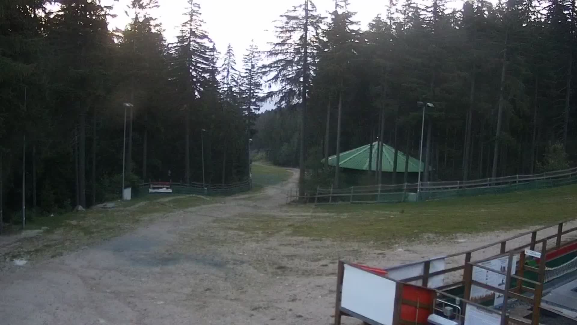 Webcam Ski Resort Karpacz Bialy Jar Top - Giant Mountains