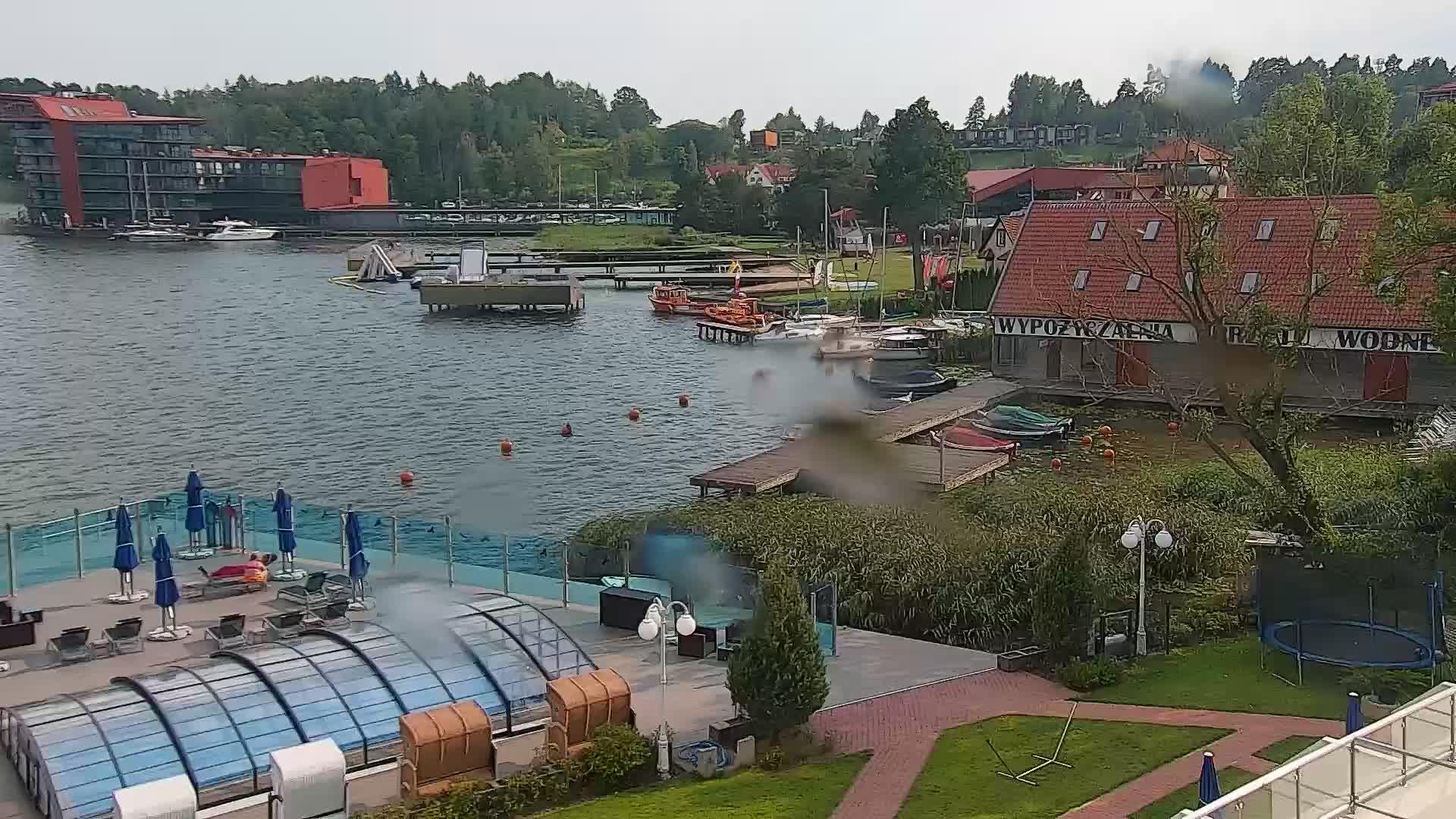 kamery internetowe Mikołajki