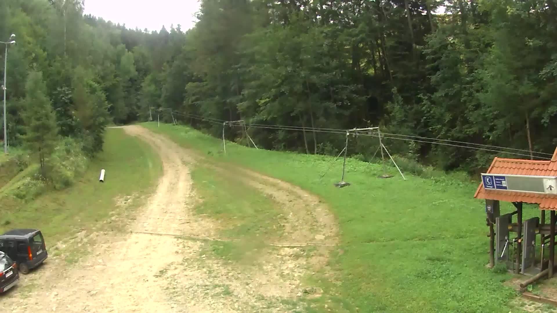 Dwie Doliny Muszyna - Wierchomla Stacja Narciarska Wierchomla - Stonoga