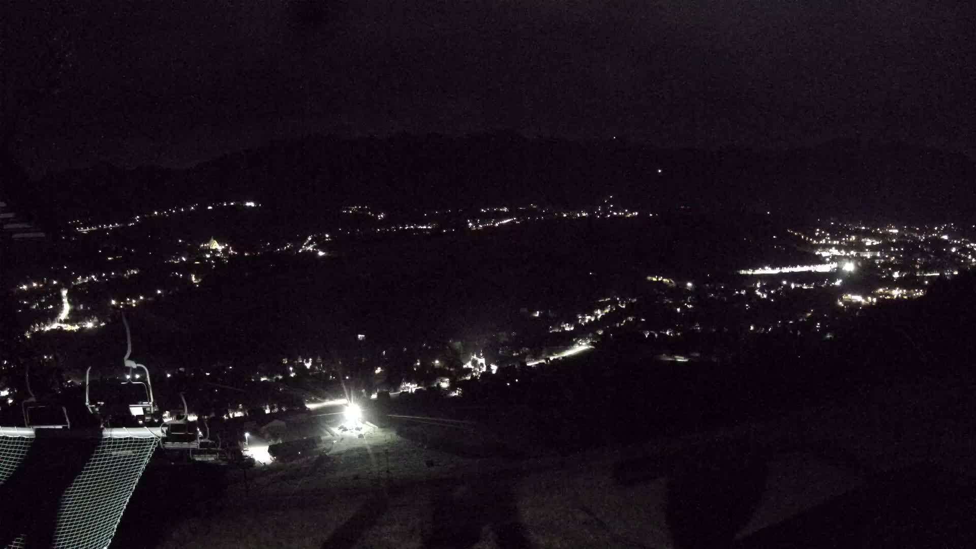 Zakopane webcam - Harenda slope